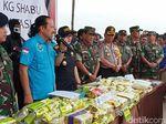 BNN akan Sengsarakan Anggota DPRD NasDem Bandar 105 Kg Sabu