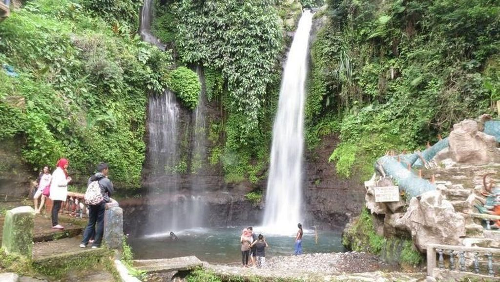 Liburan di Bogor, 10 Curug Cantik Ini Sudah Menanti