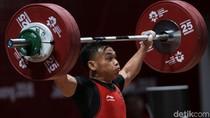 Turun di Kejuaraan Dunia, Eko Yuli Belum Pulih Cedera Pergelangan Kaki