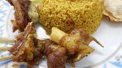 Menu Harian Ramadhan Ke-28 : Bersantap dengan Nasi Kebuli Harum Menggoda