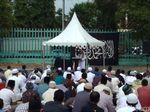 Khatib Idul Adha di Yogya Ungkit Larangan Penegakan Khilafah