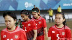 Sudah Main Bertahan, Timnas Putri Indonesia Tetap Digebuk Korsel 0-12