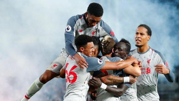 Sadio Mane menjadikan lini depan Liverpool cukup ditakuti lawan.