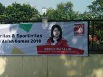 Bawaslu Bakal Panggil PSI Gara-gara Spanduk Asian Games