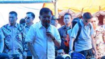 JK Minta Warga Lombok Bangun Rumah Tahan Gempa