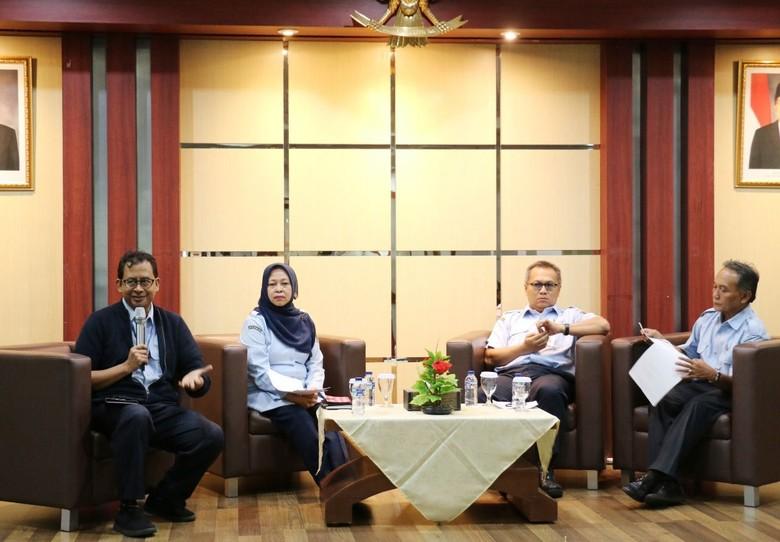 DJKI Komitmen Bebas Korupsi dalam Layani Permohonan Hak Cipta