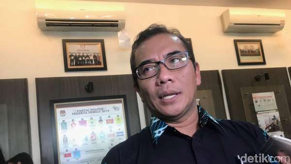 SBY Protes Atribut Parpol, KPU: Itu di Luar Area Deklarasi Damai