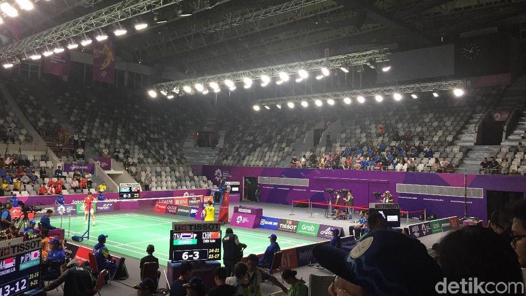 Istora Senayan: Kemarin Arena Bulutangkis, Kini Venue Basket