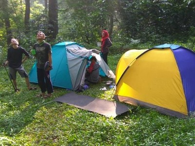 Wisata Lengkap di Pusat Pendidikan Konservasi Alam Bodogol