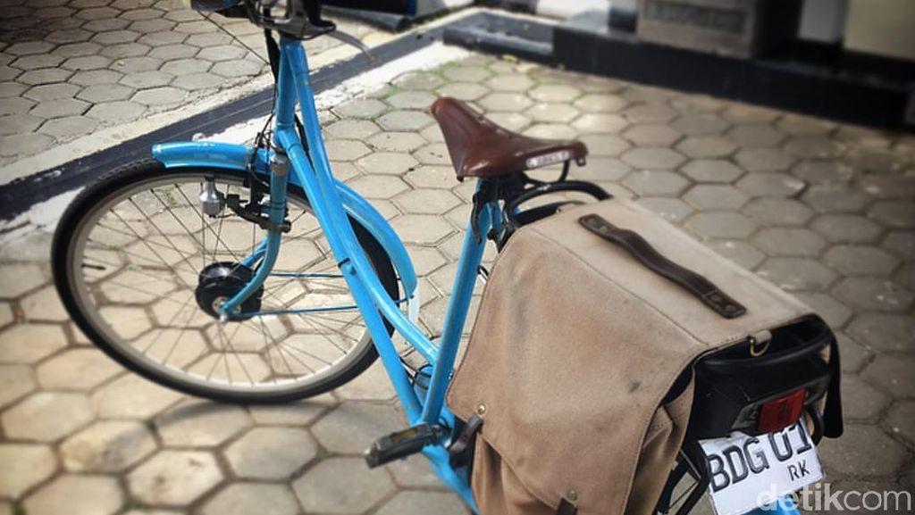 Ridwan Kamil Ditabrak Pengemudi Motor yang Hindari Razia