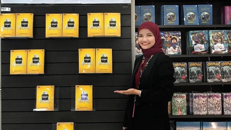 Bagi Almira Bastari, Cerita soal Resign di Dunia Kerja Asyik Diangkat Foto: Dok.Almira Bastari/ Instagram