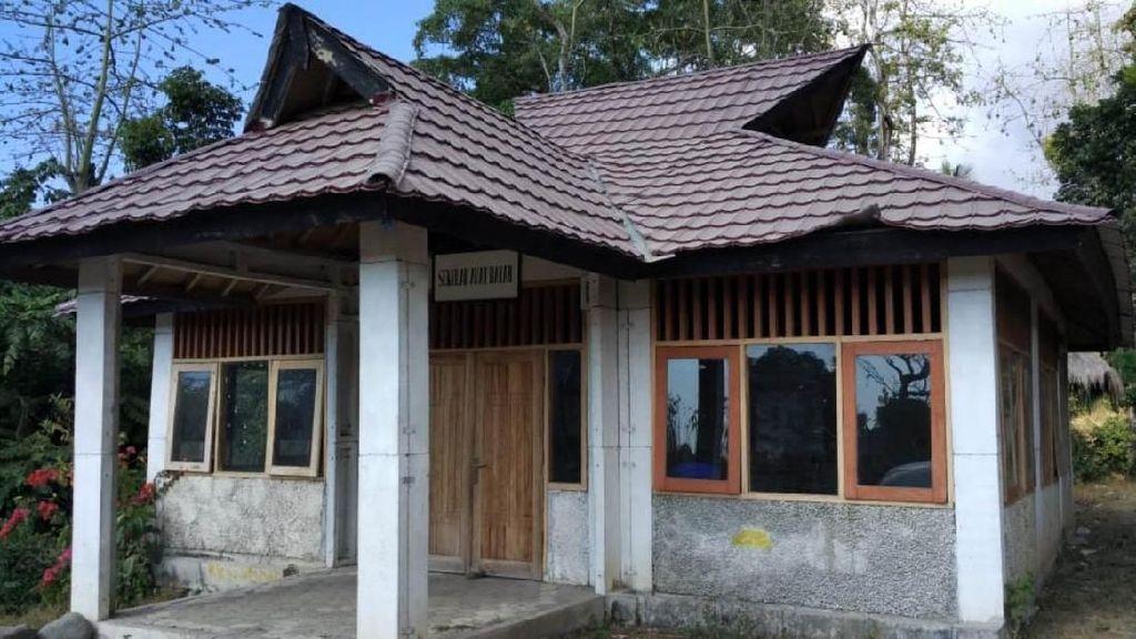 Rumah Tahan Gempa Mulai Dibangun di Lombok