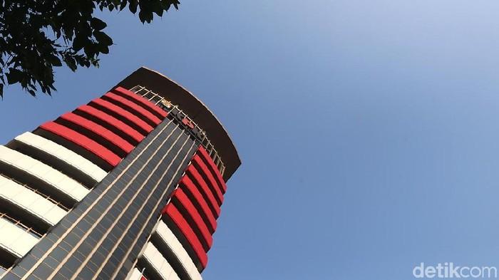 Gedung KPK/Foto: Ari Saputra