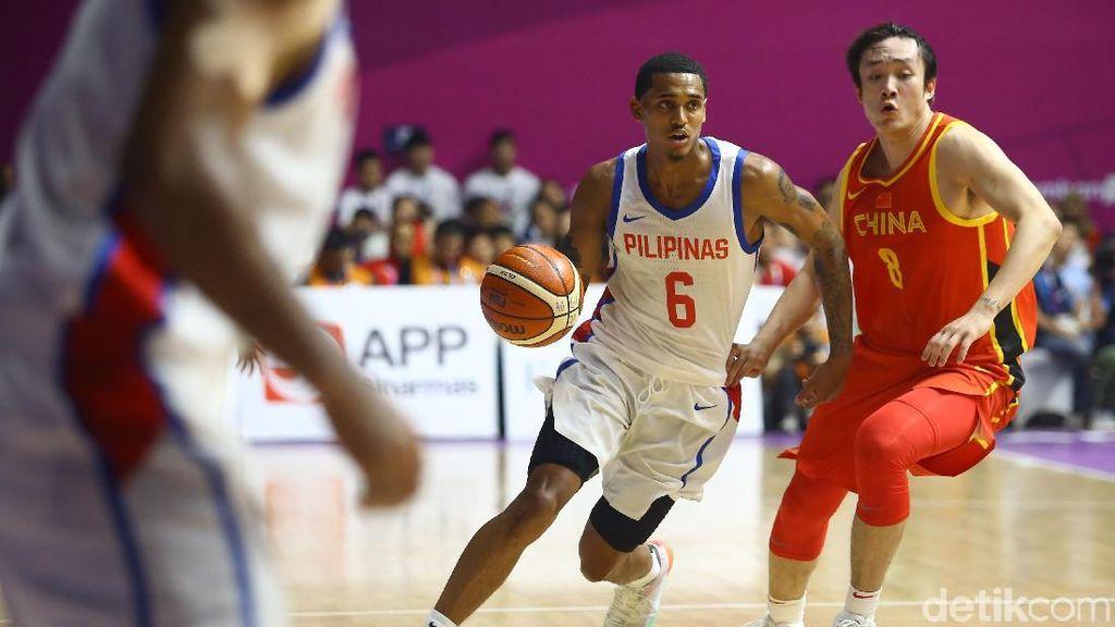 Tim Basket China Sukses Tundukkan Filipina
