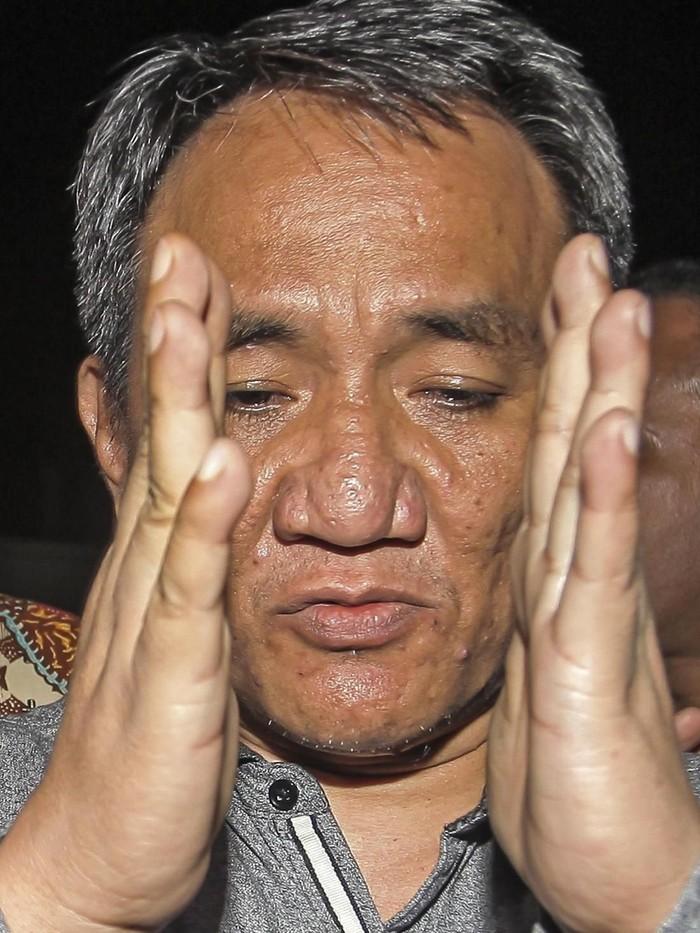 Andi Arief (Foto: Dok. Antara Foto/Muhammad Adimaja)