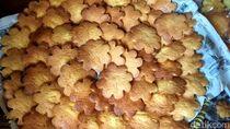 Manis dan Harumnya Kue Kembang Waru, Kue Jadul dari Kotagede