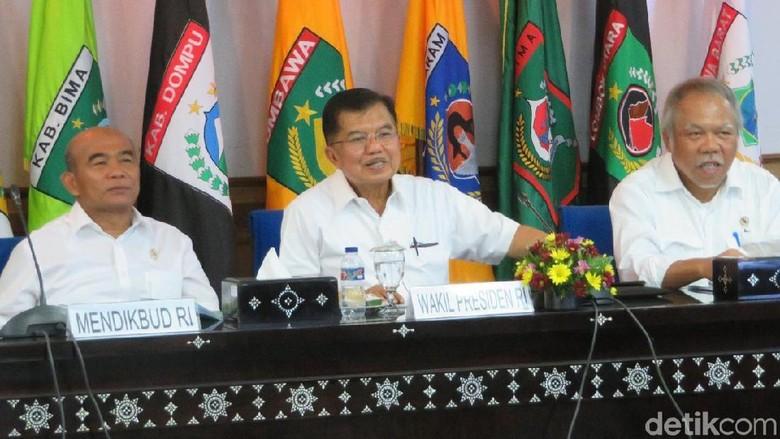 JK: Status Gempa Lombok Bencana Nasional Kalau Pemerintah Kolaps