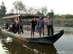 Berenang di Bengawan Solo, Seorang Pelajar SD Hilang Tenggelam