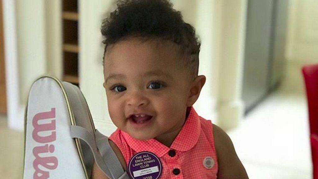 Aktivitas Favorit Putri Serena Williams Saat Bermain