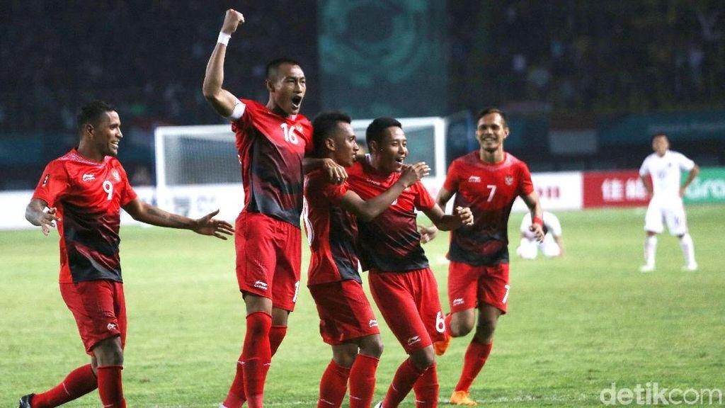 Indonesia vs Myanmar: Ajang Seleksi Skuat Menuju Piala AFF 2018