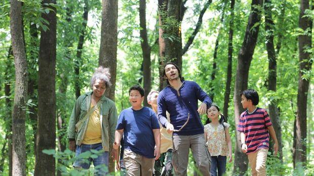 Film 'Petualangan Menangkap Petir' Segera Tayang di Bisokop