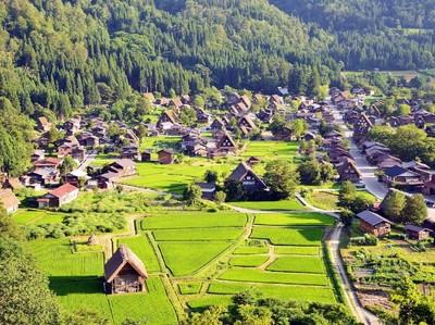 Jepang Negara Maju, Tapi Kok Desa Wisatanya Tetap Keren?