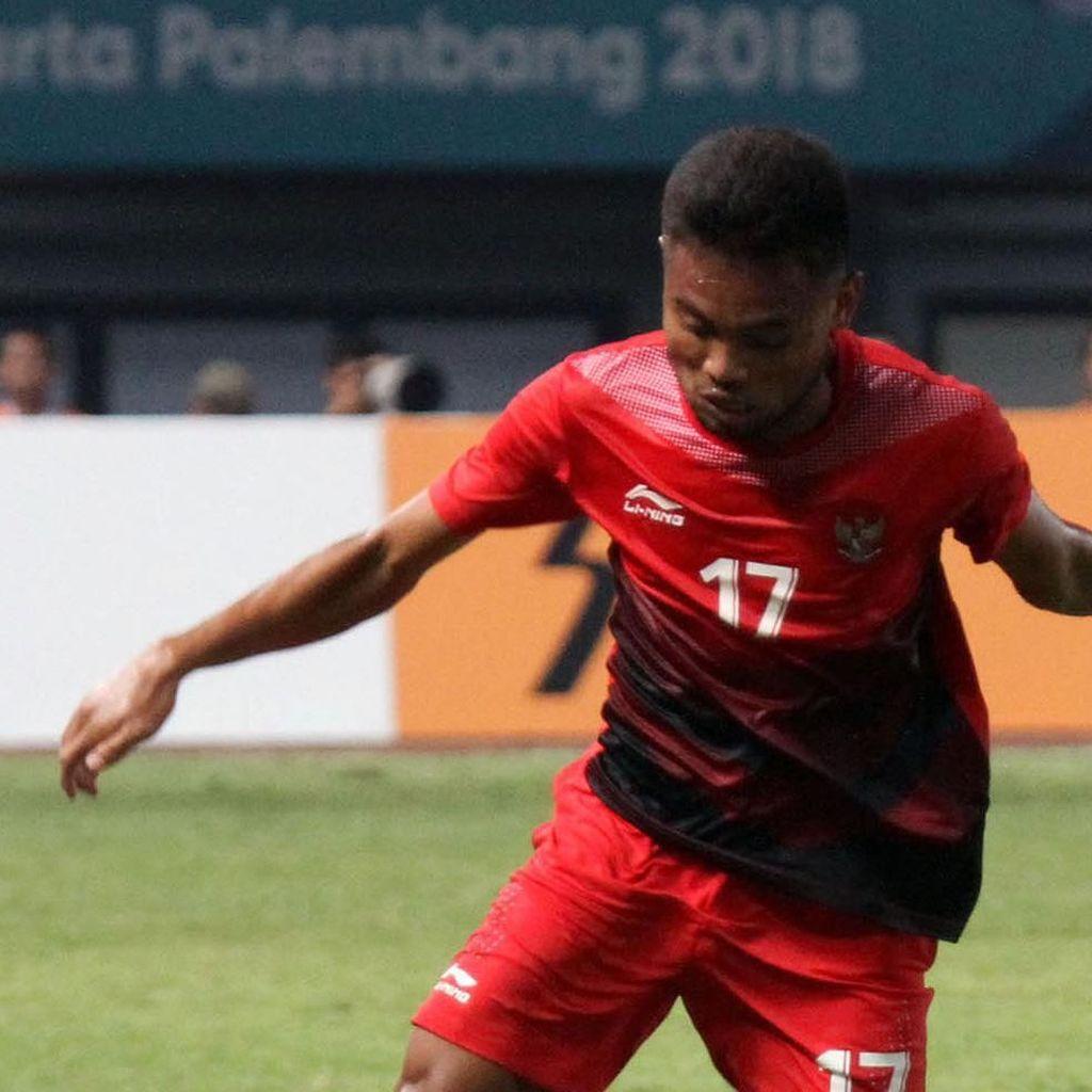 Tekad Saddil Ramdani Cetak Gol di Asian Games 2018