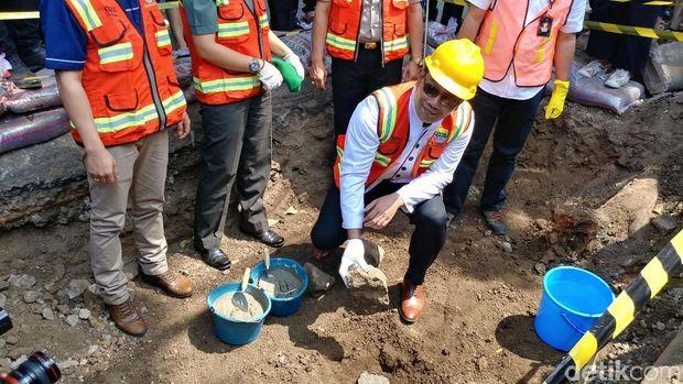 Proyek Teras Cihampelas Senilai Rp 23 Miliar Mulai Dikerjakan