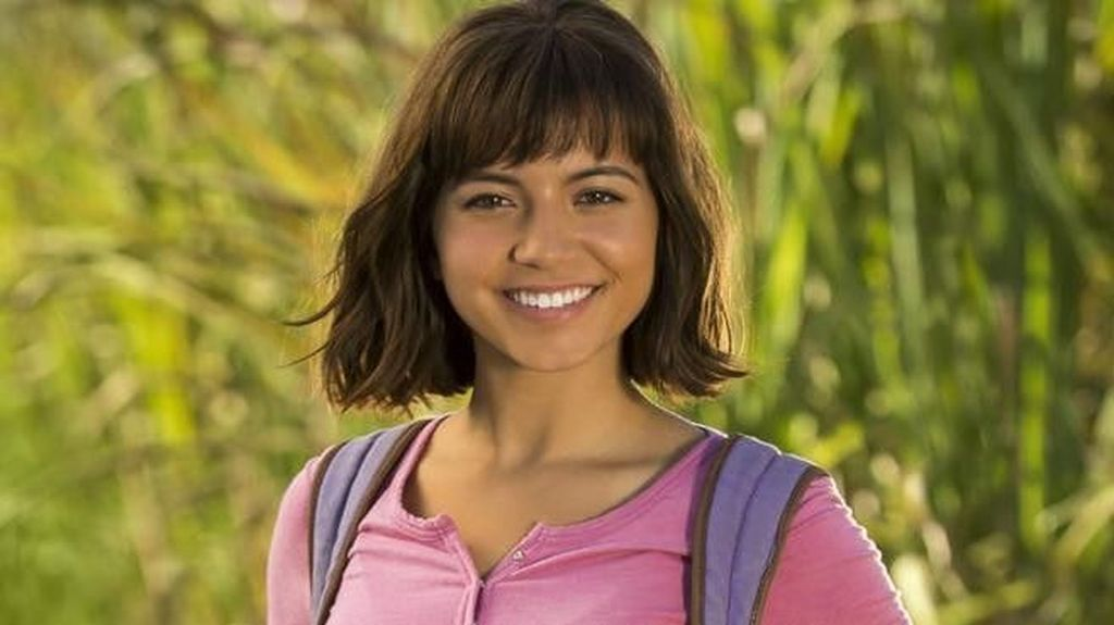 Cantik dan Seksinya si Dora The Explorer versi Live Action!