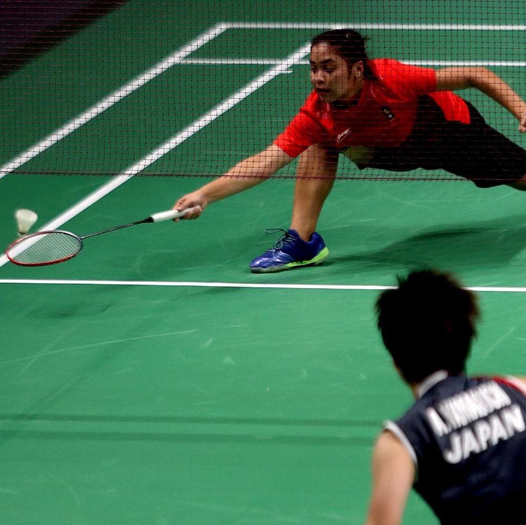 Kalah di Semifinal, Tim Bulutangkis Putri Indonesia Raih Perunggu