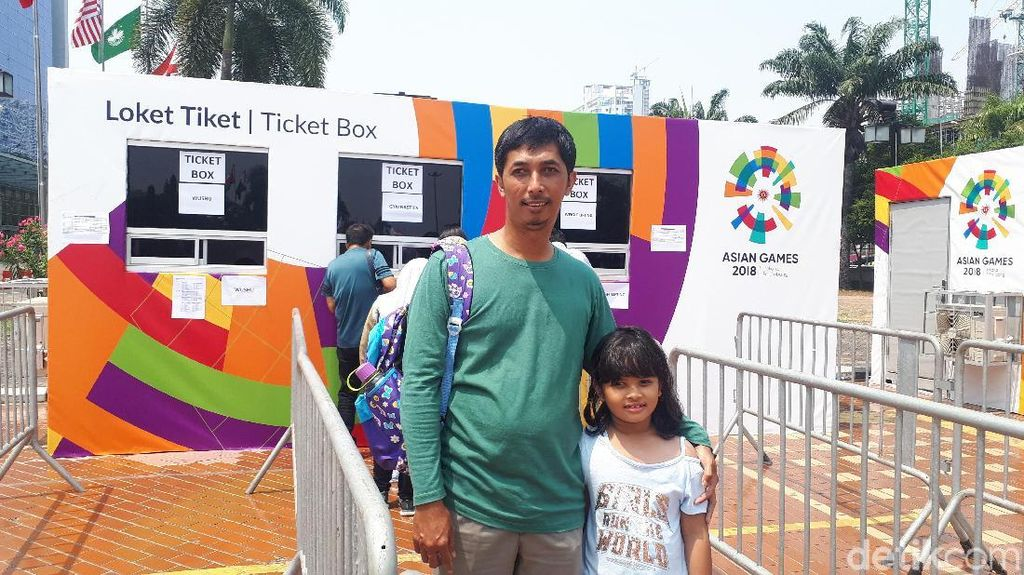 Menggali Minat Anak Lewat Asian Games 2018