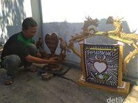 Kerajinan Berbahan Nasi Basi, Kreativitas dari Balik Jeruji