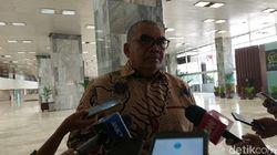Kasus Mafia Anggaran, KPK Tahan Eks Anggota DPR F-PPP Irgan Chairul Mahfiz