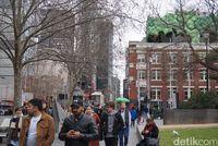 Kota Melbourne (Shinta/detikcom)
