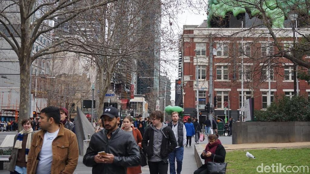 Mungkin, Ini 9 Alasan Melbourne Jadi Tempat Paling Layak Huni Dunia