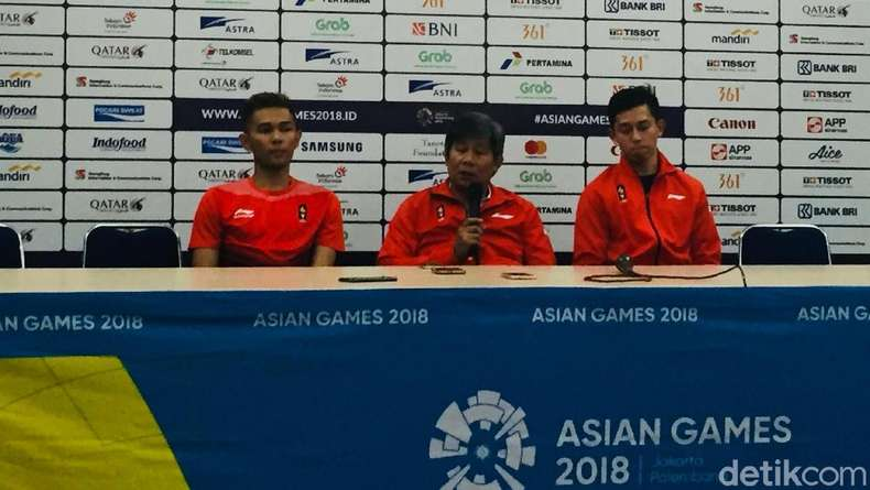 Lolos Final, Tim Bulutangkis Putra Indonesia Ulang Asian Games 2002