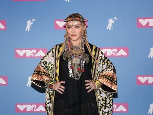 Madonna Nodai Aksi Tribut untuk Aretha Franklin, Ini Pernyataan Keluarga