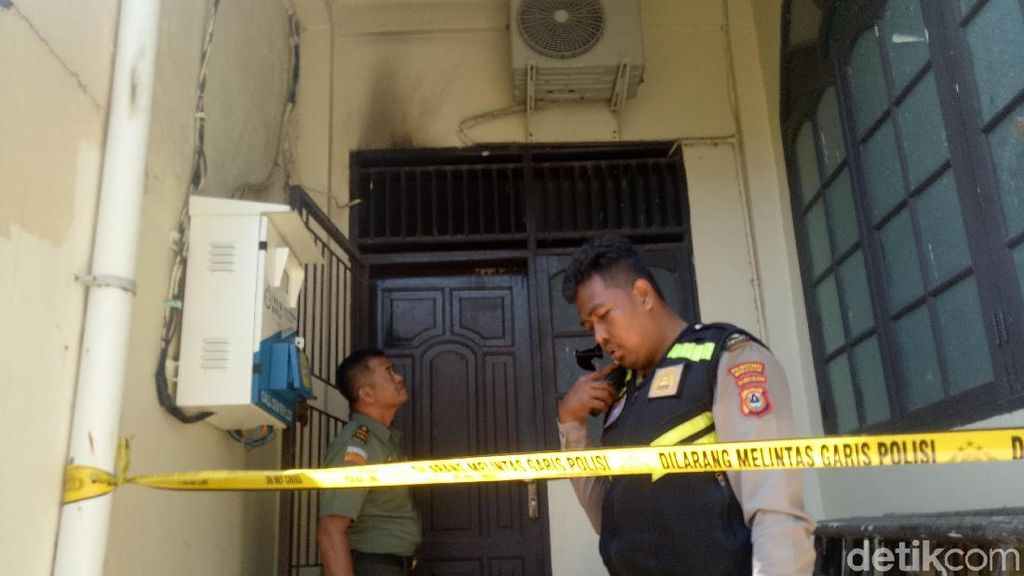 Pria yang Coba Bakar Gereja di Makassar Ditangkap, Niatnya Mencuri