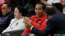 Jokowi Semringah Lihat Eko Yuli Raih Medali Emas