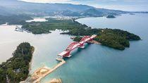 Jembatan Kebanggaan Jokowi di Papua Jadi Sarana Pendukung PON 2020