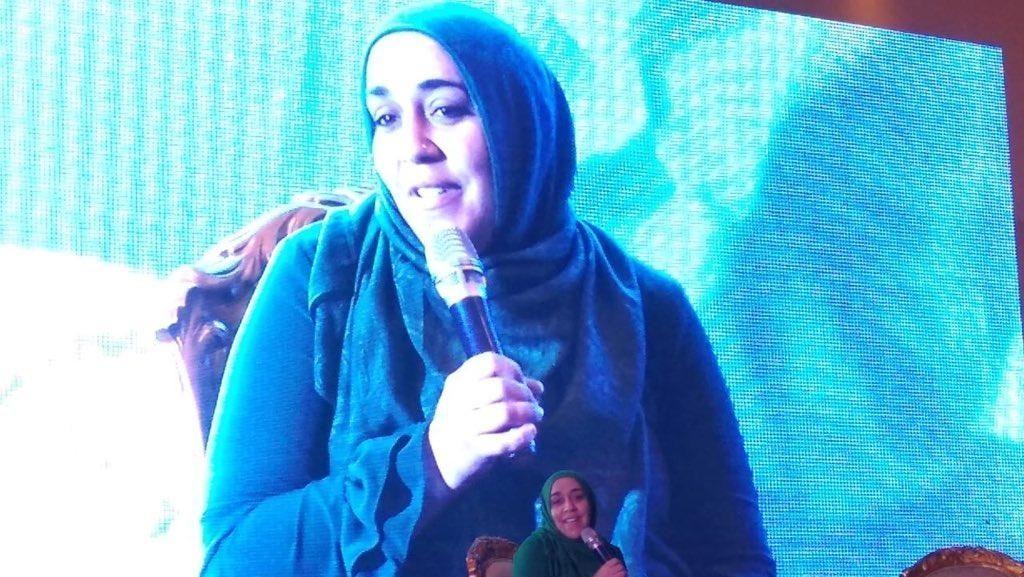 Rayakan 35 Tahun, Mizan Hadirkan Penulis Muslim AS Yasmin Mogehad