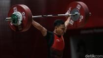 Angkat Besi Targetkan Dua Emas di Olimpiade Tokyo Tahun Depan