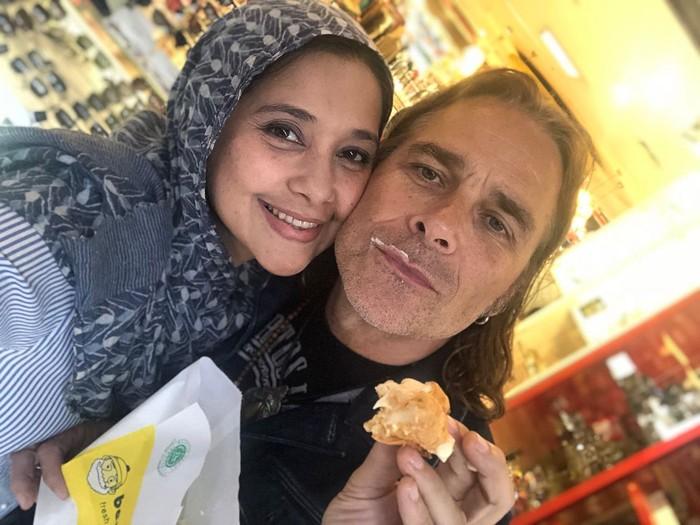 Menginjak usia 48 tahun, Ayu Azhari mulai aktif sebagai politisi. Aktris senior ini dikabarkan menjadi bakal calon legislatif usungan Partai Amanat Nasional untuk Pileg 2019.Foto: Instagram ayukhadijahazhari