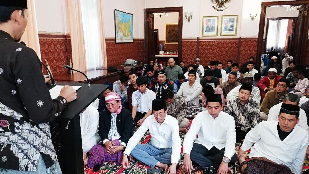 Idul Adha di Moskow, 9 Jam Terbang Untuk Menikmati Gule Kambing