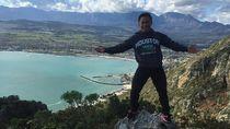 Gaya Traveling Lifter Eko Yuli, Manusia Terkuat Asia
