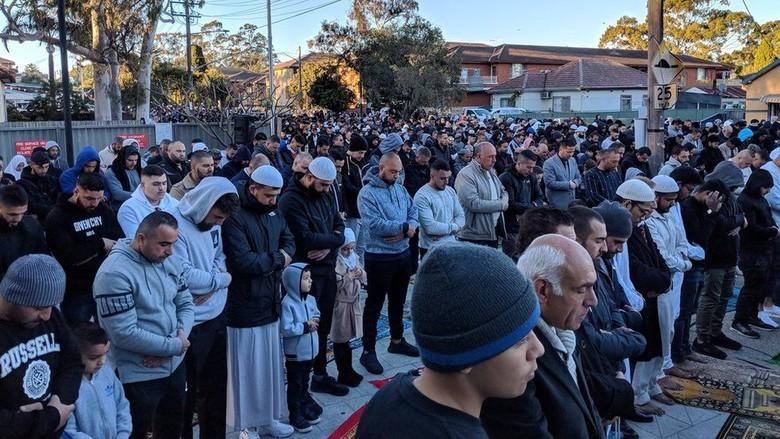 Umat Islam Australia Berdoa Minta Hujan Saat Salat Idul Adha