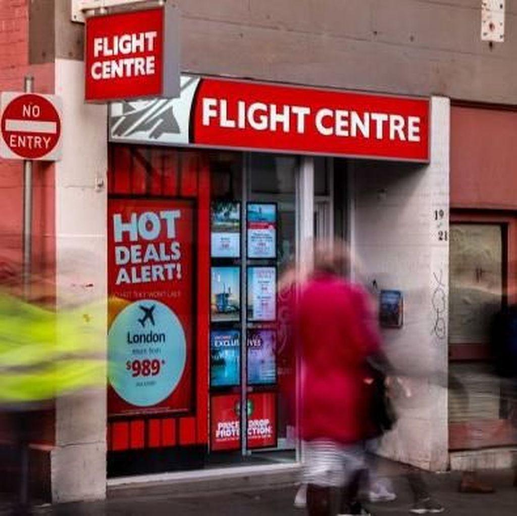 Agen Perjalanan Australia Flight Centre Dituduh Menipu Konsumen