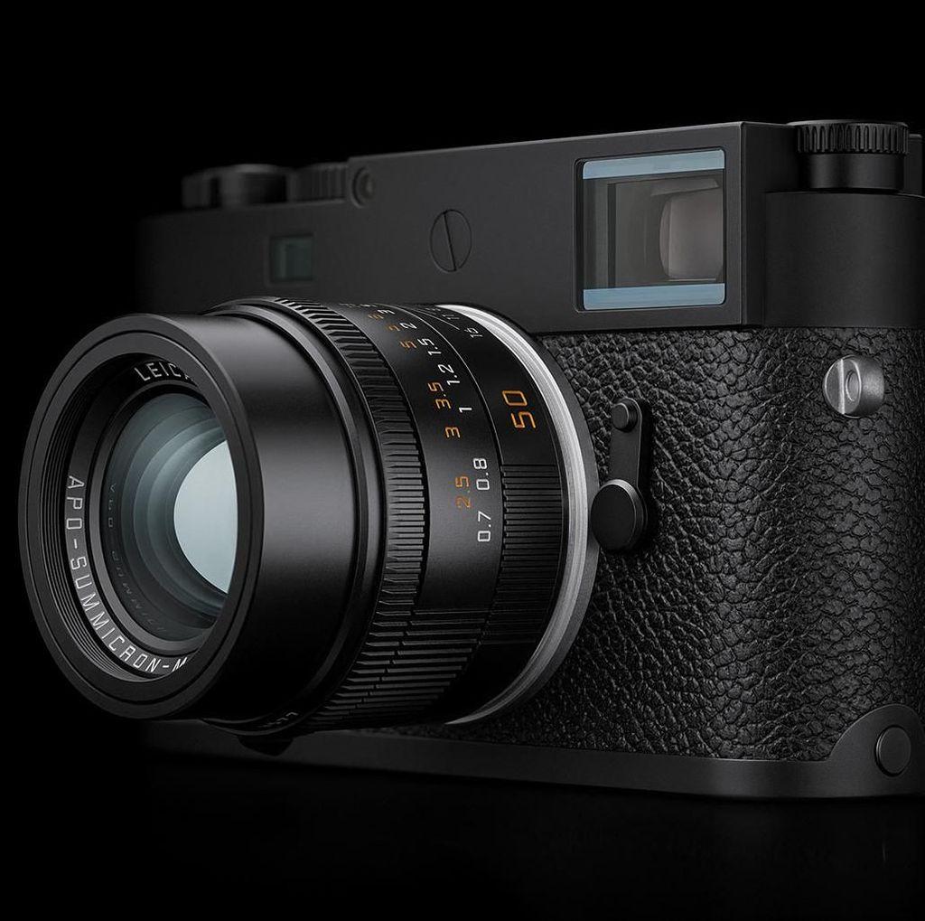 M10-P, Kamera Leica M yang Paling Senyap