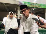 Sandiaga Atur Waktu Hadiri Rapat Pemberhentian Wagub di DPRD DKI
