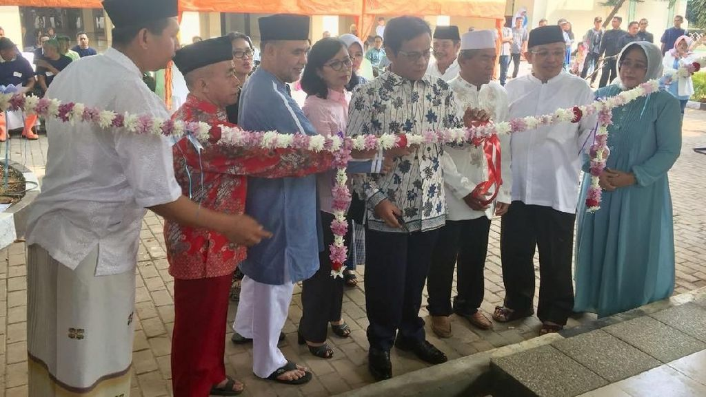 Kementan Launching Tempat Pemotongan Halal Hewan Kurban